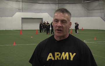 U.S. Army Reserve Soldiers Experience ACFT for the First Time