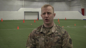 U.S. Army Reserve Soldiers Experience ACFT for the First Time A-Roll