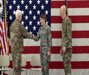 Director of the Air National Guard Visits 119th Wing