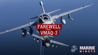 Marine Minute: Farewell VMAQ-2