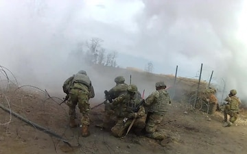 The 3rd Brigade Combat Team, 82nd Airborne Division