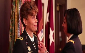 LTG Nadja West Awarded The French National Order of the Legion of Honour