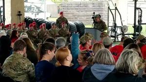 2019 Special Tactics Memorial March Ceremony