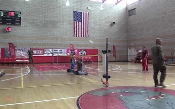 Marine Corps Trials Sitting Volleyball Finals