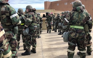 SCANG Ability to Survive and Operate Exercise