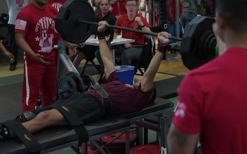 Marine Corps Trials, SM Powerlifting