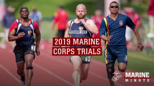 Marine Minute: 2019 Marine Corps Trials
