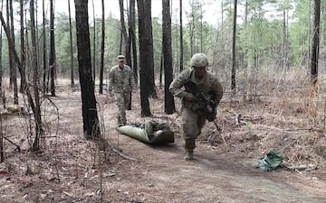 Paratroopers earn Expert Infantryman Badge