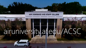 Welcome to Air Command and Staff College