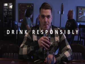 Don't be another statistic, drink responsibly