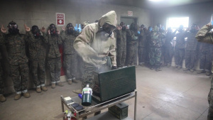 Lima and Papa Company Gas Chamber
