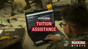 Marine Minute: Tuition Assistance