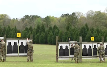 U.S. Army Small Arms Championships, Match 221 - Pistol Excellence in Competition