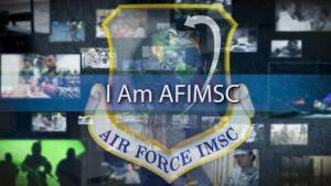 Travis Tucker - I am AFIMSC