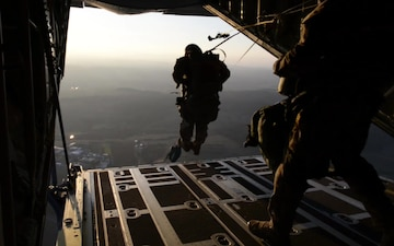 Army Special Forces Airborne Operations in Germany