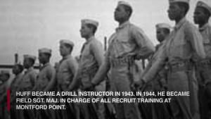 USMC Black History Month 2019: Edgar Huff