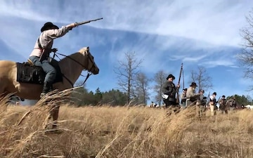 Battle of Aiken Re-enactment 2019