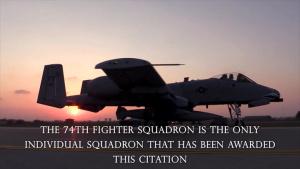 Gallant Unit Citation Ceremony