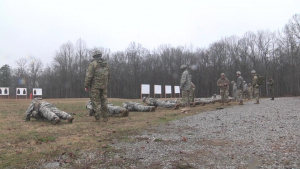 2019 Tennessee Best Warrior Competition