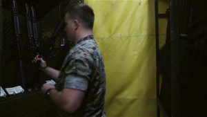 Inside the Vault: MCAS Miramar Small Arms Tech Spotlight