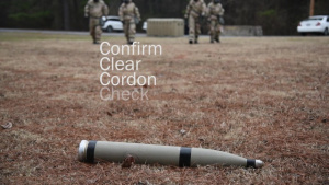 CBRN Training Videos: UXO