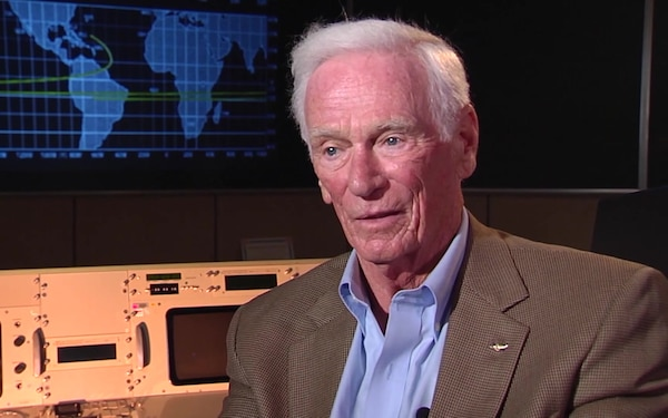 Interview: Gene Cernan Part 2