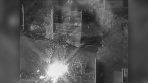 Coalition Forces Conduct Airstrike on Daesh Vehicle in Syria