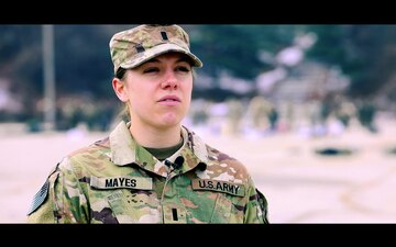 Women's History Month - 1st Lt. Ally Mayes