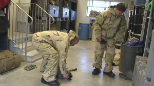 Winging it with the AWC CBRN