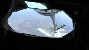 100th Air Refueling Wing trains with Romanian F-16s B-Roll