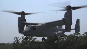 31st MEU conduct Expeditionary Advanced Base Ops (30sec)
