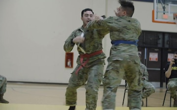 2019 7th Infantry Division Bayonet Combatives Invitational Day 2 Recap