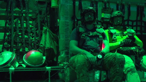 176th Wing Air National Guard Participates in Jumpmaster Training