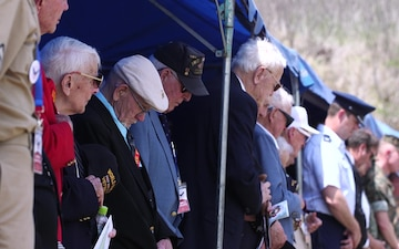 Veterans remember the fallen at 74th Reunion of Honor