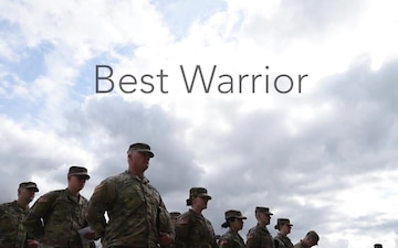 Best Warrior Competition - 2019