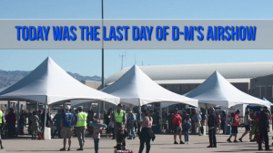 The Last Day of D-M's Airshow