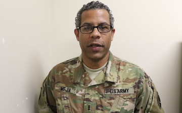 Chief Warrant Officer Felix Mejia