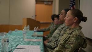 Women's History Month Leadership Panel
