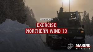 Marine Minute: Exercise Northern Wind 19