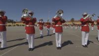 Battle Colors Detachment Ceremony