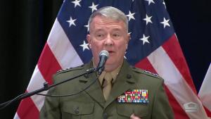Centcom Welcomes New Commander