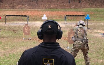 EAATS Soldiers participate in the U.S. Army Small Arms Championships