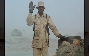 Staff Sgt. Stevon Booker Distinguished Service Cross Social Media Video 5