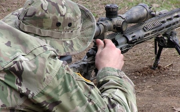 International Sniper Competition Begins at Fort Chaffee
