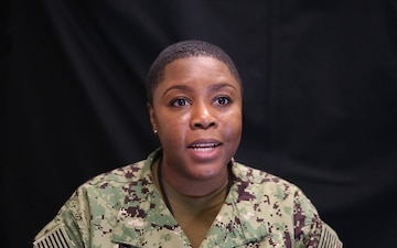 USFF Women's History Month - I Serve Because of Her