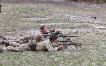 2019 USASOC International Sniper Competition