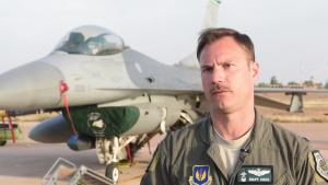 Lt Col Diers Interview