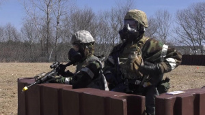 Exercise Activities Test Hanscom's Readiness