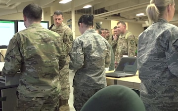 176th Wing Air National Guardsman participate in Operation Polar Force