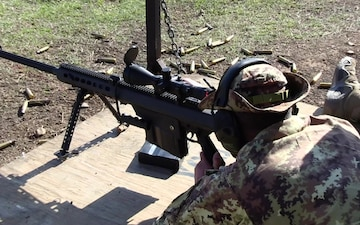 Snipers Fire at 48th Winston P. Wilson and 28th Armed Forces Skill at Arms Meeting - Sniper Championships